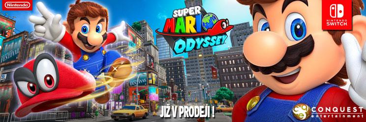 Super Mario Odyssey SK