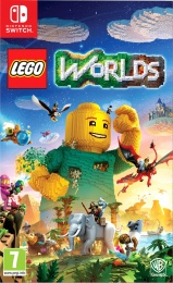 SWITCH LEGO Worlds