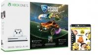 XONE S 500GB + Rocket League + Já, Padouch 3