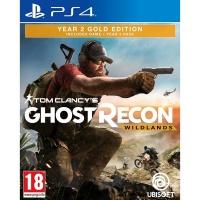 PS4 Tom Clancy's Ghost Recon: Wildlands Gold Y2