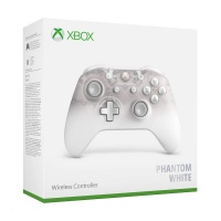 XONE S Wireless Controller Phantom White SE