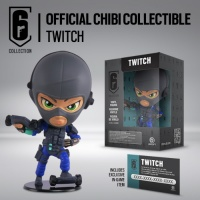 Rainbow Six Siege Chibi Figurine - Twitch