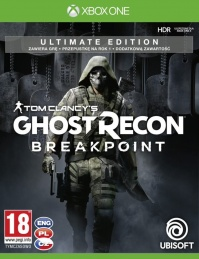 XONE Tom Clancy's Ghost Recon Breakpoint Ultimate