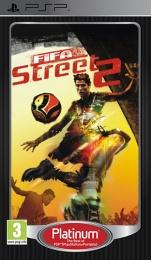 PSP FIFA Street 2 Platinum