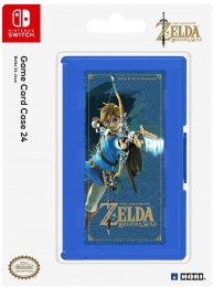 Game Card Case 24 for Nintendo Switch (Zelda)