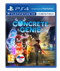 PS4 Concrete Genie CZ