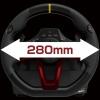 PS4/PC Wireless Racing Wheel Apex