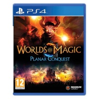 PS4 Worlds of Magic: Planar Conquest