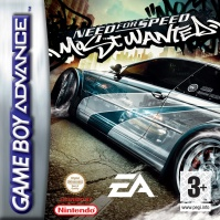 GBA Need For Speed Most Wanted