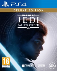 PS4 Star Wars Jedi: Fallen Order Deluxe Edition