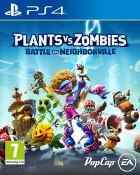 PS4 Plants vs. Zombies: Battle for Neighborville
