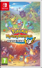 SWITCH Pokémon Mystery Dungeon: Rescue Team DX