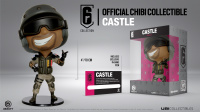 Rainbow Six Siege Chibi Figurine - Castle