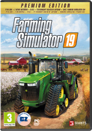 PC Farming Simulator 19 CZ (Premium Edition)