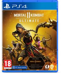 PS4 Mortal Kombat 11 (Ultimate Edition)