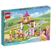 LEGO Disney Princess 43195 Královské stáje Krásky
