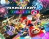 Užite si zábavnú a zúrivú multiplayerovú hru Mario Kart 8 Deluxe, ktorá vychádza tento piatok na Nintendo Switch.