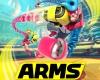 Nintendo detailne predstavilo chystanú hru ARMS pre konzolu Nintendo Switch