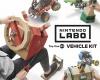 Sadnite si na sedadlo vodiča s Nintendo Labo: Vehicle Kit, teraz v predaji
