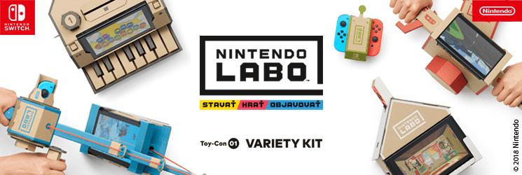 SK Nintendo Labo SK