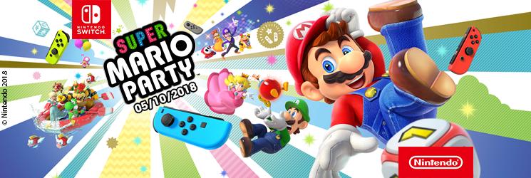 SK Super Mario Party