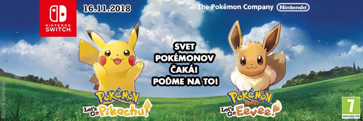 SK Pokémon: Let
