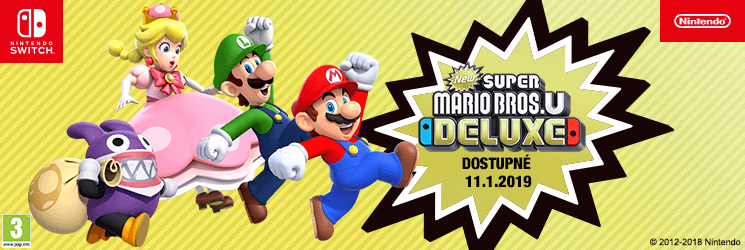 SK New Super Mario Bros. U Deluxe