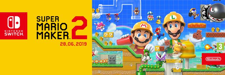 SK Super Mario Maker 2