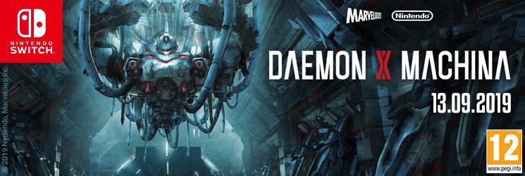 SK Daemon X Machina