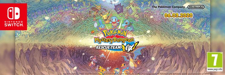 SK Pokémon Mystery Dungeon