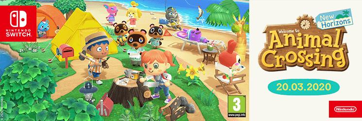 SK Animal Crossing: New Horizons