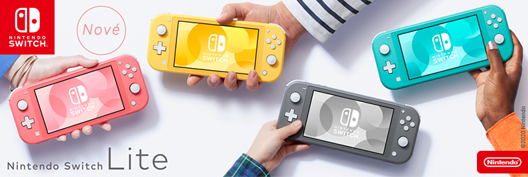 SK Nintendo Switch Lite Coral
