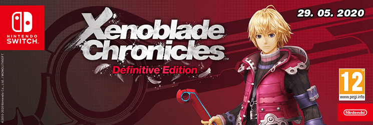 SK Xenoblade Chronicles: Definitive Edition