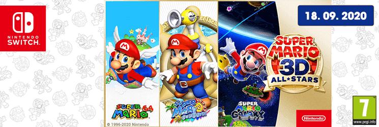 SK Super Mario 3D All-Stars