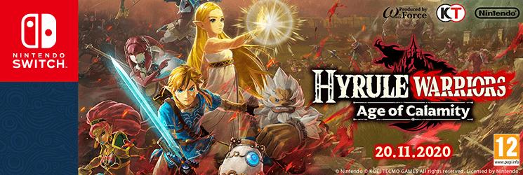 SK Hyrule Warriors: Age of Calamity
