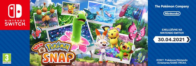SK New Pokémon Snap