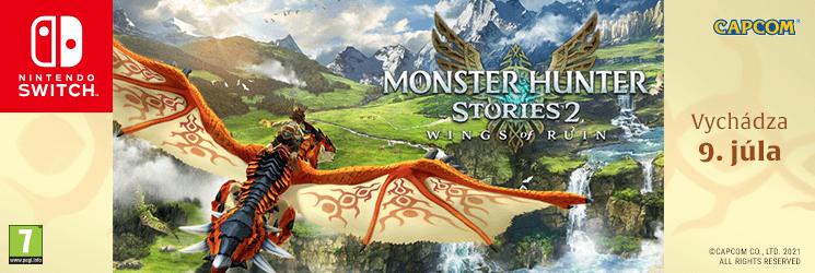 SK Monster Hunter Stories 2
